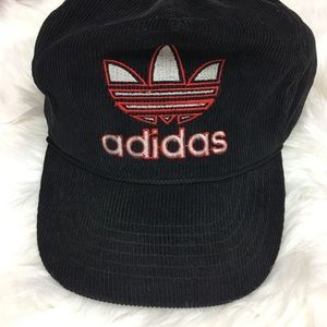 Adidas Vintage corduroy SnapBack hat